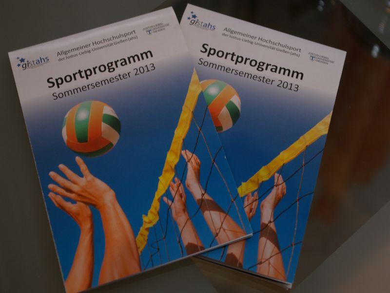 AHS-Sportprogrammheft-heute